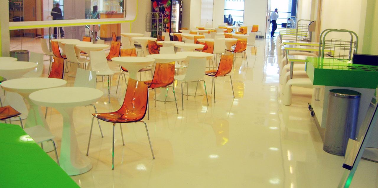 Покрытие Peran SL для кафе, ресторанов, ночных клубов