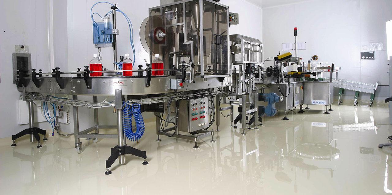 Покрытие Peran SL для фармацевтических компаний