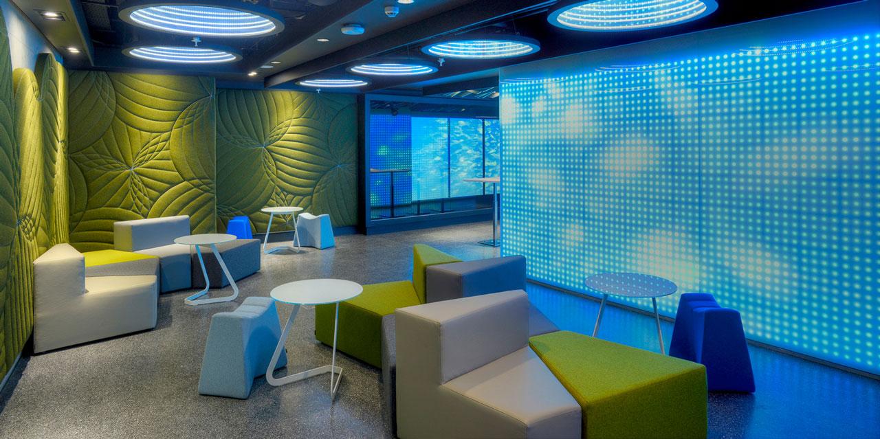 Покрытие Flowfast Terrosso для кафе, ресторанов, ночных клубов