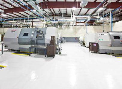 Наливные полы для производств радиотехнических компонентов и приборов