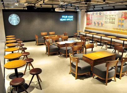 Наливные полы для кафе, ресторанов, ночных клубов
