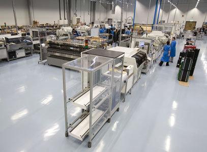 Покрытия для электротехнической промышленности